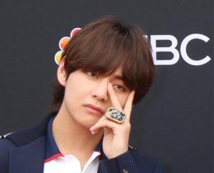 V Vermögen 2021: Wie viel verdient Kim Taehyung von BTS?
